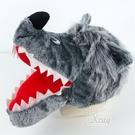 節慶王【W060011】動物造型帽-大野狼,化妝舞會/表演造型/尾牙/聖誕節/派對道具/萬聖節服裝