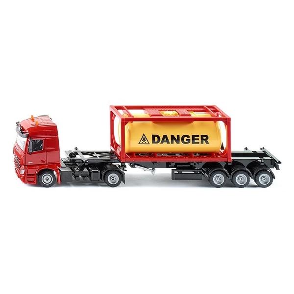 siku模型 No.3922 賓士氣體運輸卡車 Mercedes-Benz Truck
