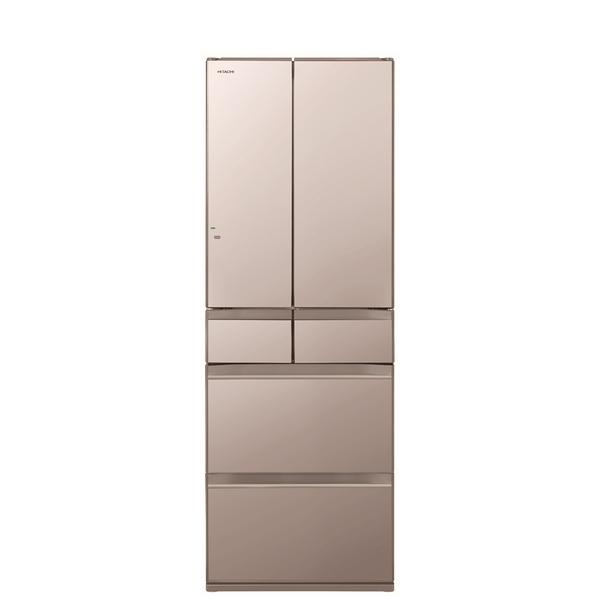 回函贈 日立527公升六門-琉璃(與RHW530NJ同款)冰箱XN琉璃金RHW530NJXN