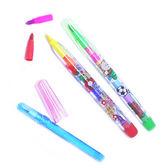 學齡彩虹筆14色2入組+2B素描筆 不挑色 彩虹筆 免削鉛筆 電腦畫卡筆