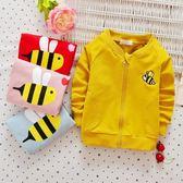 寶寶外套 嬰幼兒毛圈外套夾克 童裝 UG13221 好娃娃