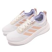 adidas 休閒鞋 Lite Racer Rebold 白 粉紅 女鞋 愛迪達 Neo 【ACS】 GZ0360