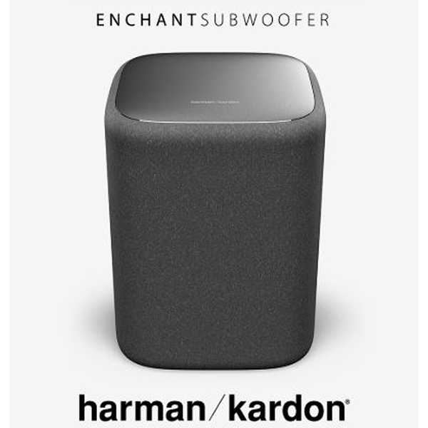 實機展示Harman Kardon Enchant Subwoofer 無線超低音喇叭【公司貨保固】Enchant 1300 專用重低音