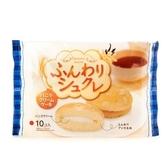 日本 柿原 鬆軟香草奶油風味夾心蛋糕 10入