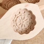 木質綠豆糕模模具