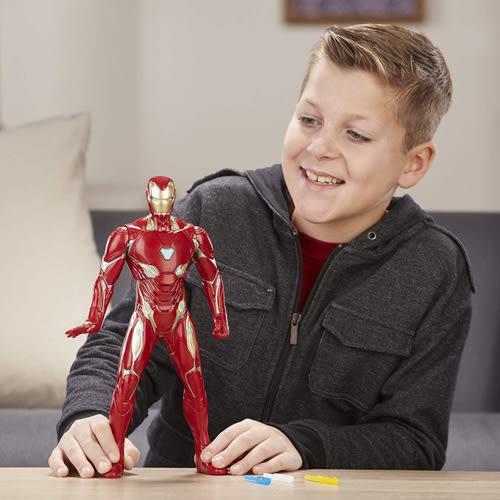 《 MARVEL 》漫威復仇者聯盟電影4 反重力爆破 - 鋼鐵人╭★ JOYBUS玩具百貨