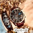 新款十大品牌運動機械名牌男表石英瑞士學生氚氣潮流男士手錶 安妮塔小鋪