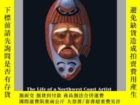 二手書博民逛書店Lelooska:罕見The Life of a Northwest Coast ArtistY28384 C