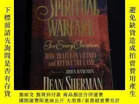 二手書博民逛書店SPIRITUAL罕見WAREAREY150309 DEAN SHERMAN YWAM PUBLISHING