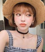 星星耳釘女氣質韓國個性網紅潮人百搭短款耳墜純銀耳環無耳洞耳夾   提拉米蘇
