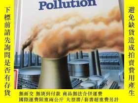 二手書博民逛書店罕見Pollution:汙染Y212829