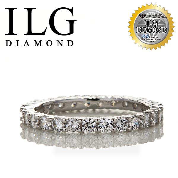【ILG鑽】頂級八心八箭鑽石戒指- 古典時尚線戒款 RI200