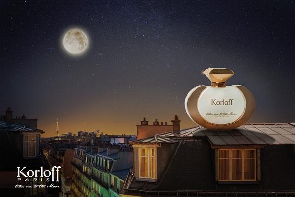 Korloff Take me to the Moon 漫步月球女性淡香精 50ml