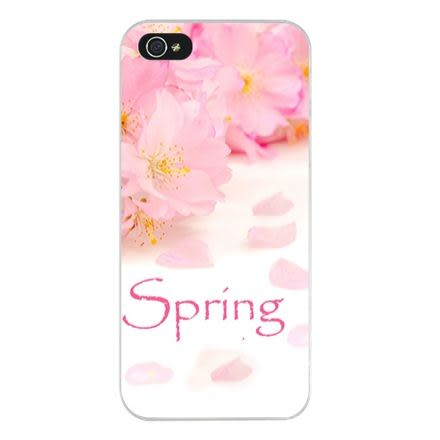 ♥ 俏魔女美人館 ♥ {Spring*水晶硬殼} Iphone 5 / 5S/ 5C  手機殼 手機套 保護殼 保護套