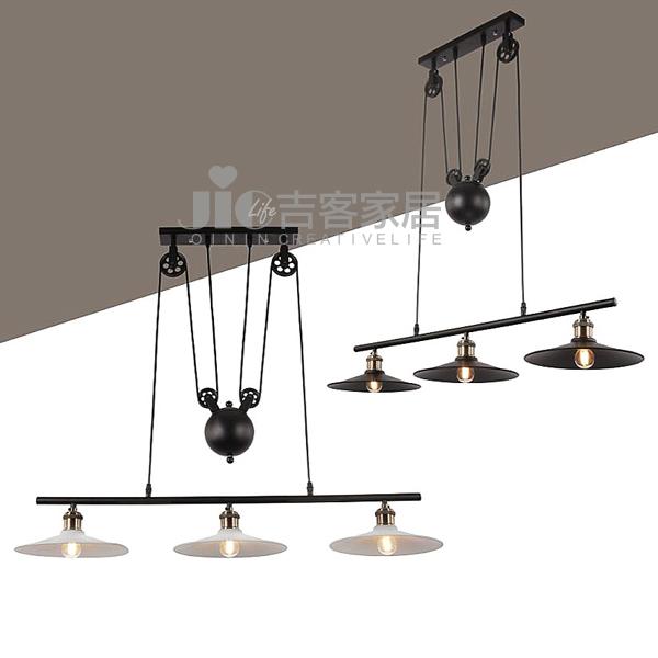 [吉客家居] 吸頂燈 JW150-150AB  金屬烤漆造型時尚後現代工業餐廳民宿咖啡館居家