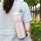 富光保溫杯大容量女便攜戶外水壺水杯子寶寶嬰兒外出保溫瓶1000ml  極有家