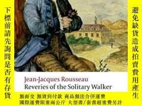二手書博民逛書店Reveries罕見Of The Solitary Walker