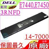DELL 電池(原廠)-戴爾  E7440,E7450, Latitude 14-7000,3RNFD,34GKR,G95J5,PFXCR,T19VW,V8XN3,5K1GW,G0G2M