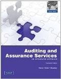 二手書博民逛書店《Auditing and Assurance Services