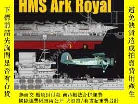 二手書博民逛書店Top罕見Drawings 7034.The British aircraft carrier HMS Ark R