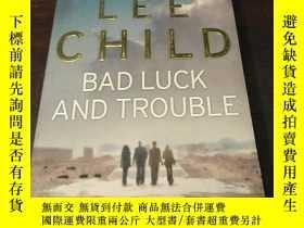 二手書博民逛書店Bad罕見Luck and Trouble (Jack Reac