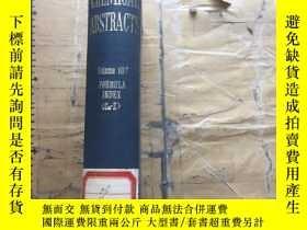 二手書博民逛書店Chemical罕見Abstracts.Volume107.Fo
