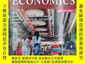 二手書博民逛書店new罕見effective economics 4B teac