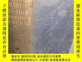 二手書博民逛書店THE罕見WORLD CRISIS 1911-1918 BY WINSTON S. CHURCHILL 卷一 21