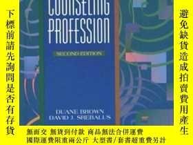 二手書博民逛書店Introduction罕見To The Counseling Profession (2nd Edition)-