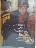 【書寶二手書T3/社會_ZDX】Culture and Values V2 (Culture & Values)