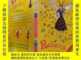 二手書博民逛書店Rebecca罕見the Rock n Roll Fairy 麗貝卡搖滾仙子-Y200392