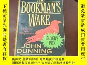 二手書博民逛書店The罕見Bookman s Wake (Cliff Janew