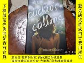 二手書博民逛書店the罕見cuckoo s callingY25524