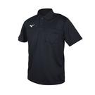 MIZUNO 男短袖POLO衫(免運 吸濕排汗 抗UV 慢跑 上衣 美津濃 台灣製≡體院≡ 32TA151709