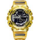 Transformers 變形金剛 競速感聯名限量潮流腕錶 (大黃蜂)LM-TF003.BBS6T.121.6TB