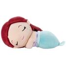 T-ARTS 睡覺好朋友S 迪士尼公主 小美人魚 艾瑞兒
