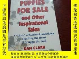 二手書博民逛書店PUPPIES罕見FOR SALE AND OTHER INSPIRATIONAL TALES 出售小狗和其他鼓舞