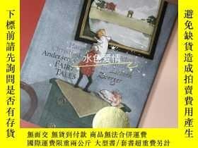 二手書博民逛書店預售安徒生童話繪本罕見詩翁插畫師作品Andersen s Fairy Tales Lisbeth Zwerger奇