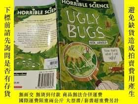 二手書博民逛書店Ugly罕見Bugs:醜陋的蟲子Y200392