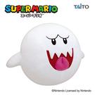 TAITO 日版絨毛玩偶 超級瑪利歐 特大絨毛 害羞幽靈 【鯊玩具】