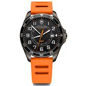 VICTORINOX 維氏 FieldForce系列 異地穿梭者 兩地時間腕錶 VISA-241897
