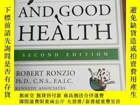 二手書博民逛書店The罕見Encyclopedia Of Nutrition A
