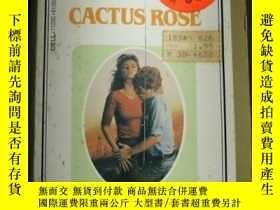 二手書博民逛書店Cactus罕見rose 英文原版口袋書Y109818 Marg
