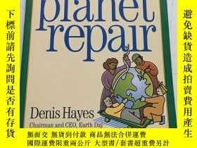 二手書博民逛書店The罕見Official Earth Day Guide to