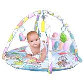 嬰兒腳踏鋼琴寶寶健身架器新生兒玩具音樂健力架·樂享生活館liv