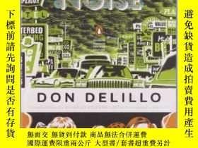 二手書博民逛書店White罕見Noise-白噪聲Y436638 Don Delillo Penguin Books, 2009