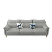 布藝沙發 客廳整裝家具 大小戶型現代簡約L組合沙發 可拆洗乳膠北歐沙發