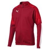 Puma Cup 男女 紅 外套 印花 立領 風衣外套 防風 自行車 擋風外套 運動 健身 外套 65601101