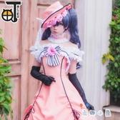 夏爾cos服黑執事夏爾女裝cos服cosplay洋裝【奇趣小屋】