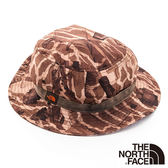 The North Face 抗UV遮陽帽-摩卡 【GO WILD】